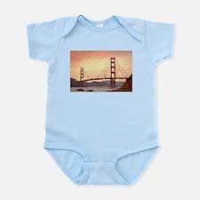 Golden Gate Bridge Inspiration Body Suit