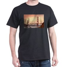 Golden Gate Bridge Inspiration T-Shirt
