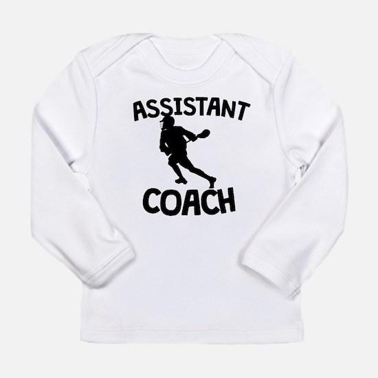 Assistant Lacrosse Coach Long Sleeve T-Shirt