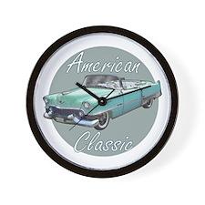 American Classic Cadillac Wall Clock