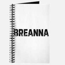 Breanna Journal