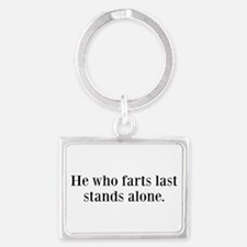 Stands Alone Keychains