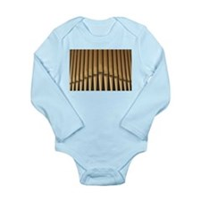Organ Pipes Body Suit