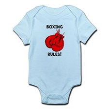 Boxing Rules! Body Suit