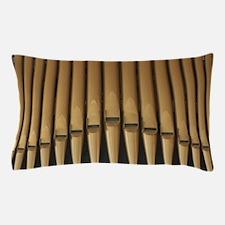 Organ Pipes Pillow Case