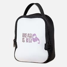 Breast Is Best Neoprene Lunch Bag