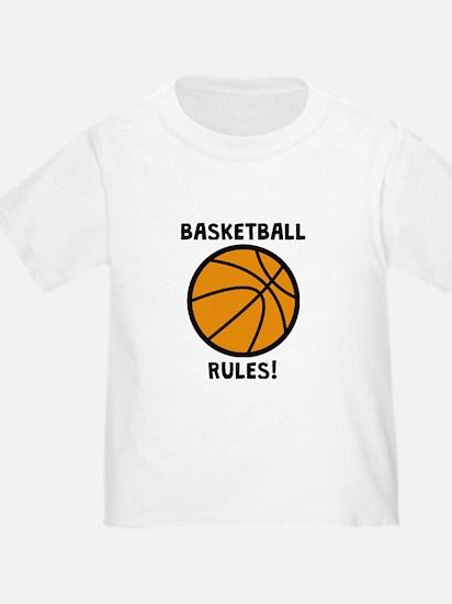 Basketball Rules! T-Shirt