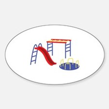 Playground Equipment Decal