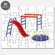 Playground Equipment Puzzle