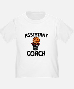 Assistant Basketball Coach T-Shirt