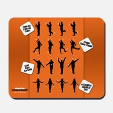 Arrested Development Chicken Dance Mousepad