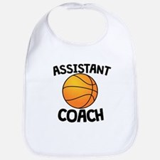 Assistant Basketball Coach Bib