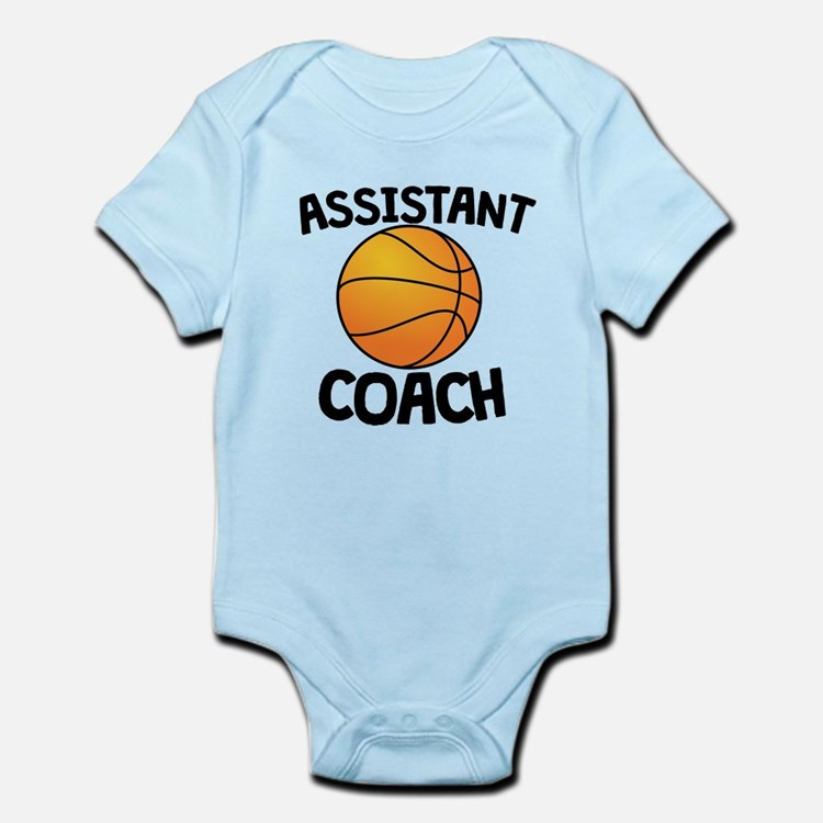 Assistant Basketball Coach Body Suit