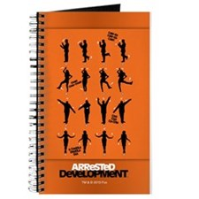 Arrested Development Chicken Dance Journal