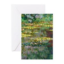 Cute Water lily Greeting Cards (Pk of 20)