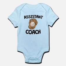 Assistant Softball Coach Body Suit