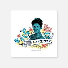 "The Brady Bunch: Alice Square Sticker 3"" x 3"""