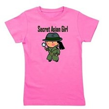 Unique Spy Girl's Tee