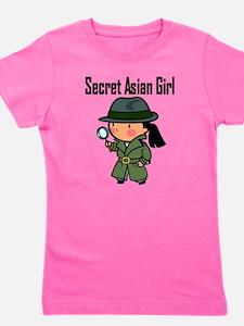 Unique Agent Girl's Tee