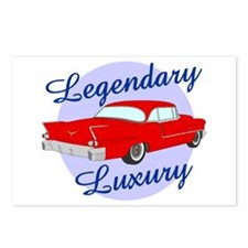 Legendary Luxury Cadillac Postcards (package Of 8)