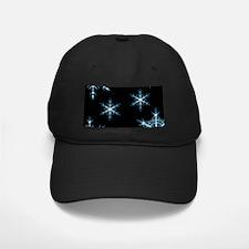 Snowflakes Kind of Night Baseball Hat