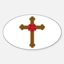 Rosy Cross Decal