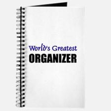 Worlds Greatest ORGANIZER Journal