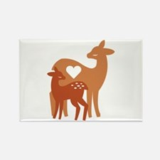 Fawn & Doe Magnets