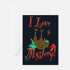 Unique Mystery Greeting Cards (Pk of 20)