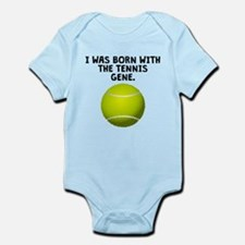 Born With The Tennis Gene Body Suit