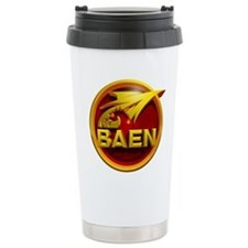 Cute Baen Travel Mug