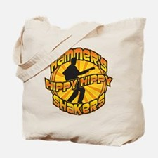 Hammer's Hippy Hippy Shakers Tote Bag