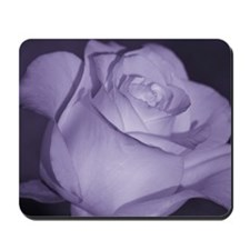 Purple Tint Rose Mousepad