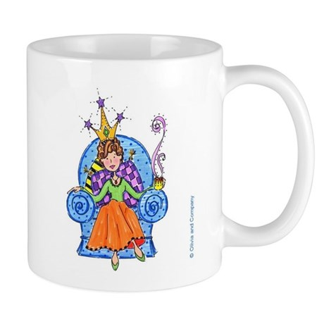 It's So Good To Be Queen Mug
