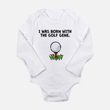 Born With The Golf Gene Body Suit