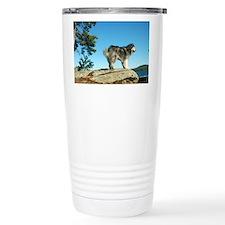 Cute Park Travel Mug