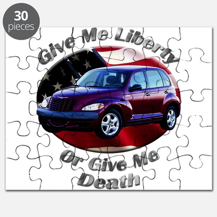 Chrysler PT Cruiser Puzzle