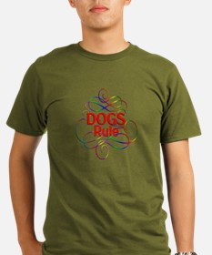 Dogs Rule T-Shirt