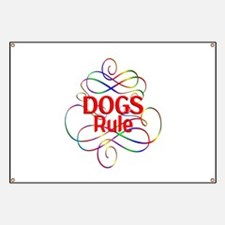 Dogs Rule Banner