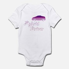 Hybrid Driver Infant Bodysuit