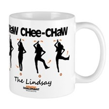 Arrested Development Lindsay Chicken Da Mug
