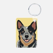 Australian Cattle Dog Keychains