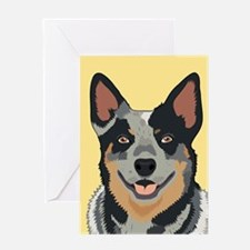 Australian Cattle Dog Greeting Cards