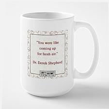 FRESH AIR Large Mug