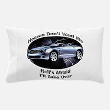 Chrysler Crossfire Roadster Pillow Case