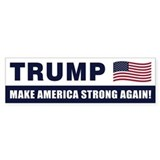 Donald trump Bumper Stickers