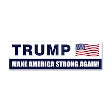 Trump Car Magnet 10 x 3
