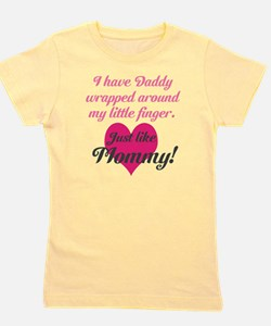Just Like Mommy Girl's Tee