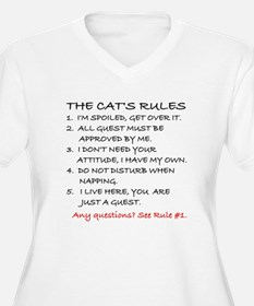 THE CAT'S RULES T-Shirt