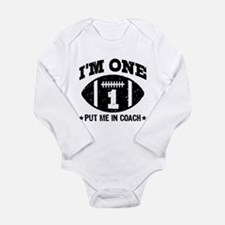 Unique 1 years old Long Sleeve Infant Bodysuit